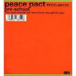 peace pact/pre-school